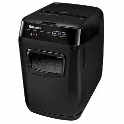 FS-46801* Шредер Fellowes® AutoMax® 150C черный